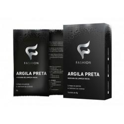 Argila Preta - 5 Sachês por...