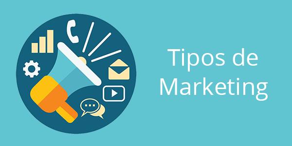 Os 81 tipos de marketing principais, explicados e com exemplos visuais para você.